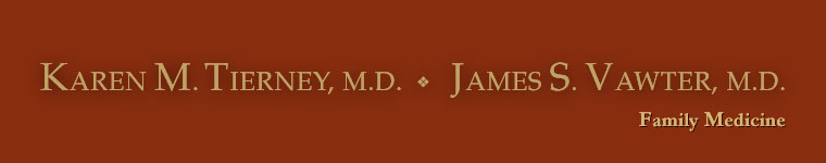 Karen M. Tierney, MD, James S. Vawter, M.D.